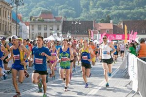 run in brasov
