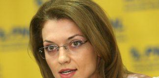 Alina Gorghiu - Copresedinte PNL
