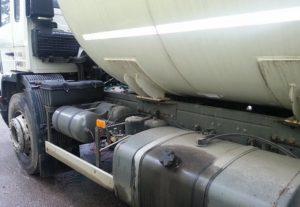 Cisterna cu GPL