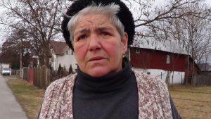 Martor femeie moarta
