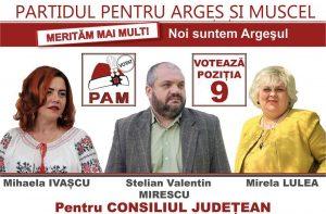PAM electoral