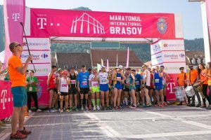 maratonul brasov sustinut de Telekom