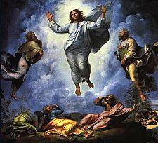 Transfigurationraffaelo