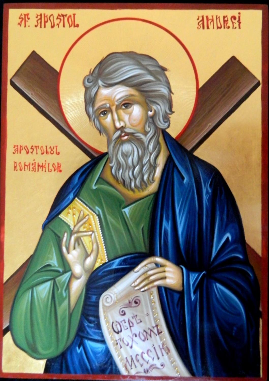Sfântul Apostol Andrei - ocrotitorul României - ZiarExclusiv